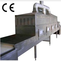 Microwave olive leaves drying machine-Mirowave dryer equipment for olive leaves
