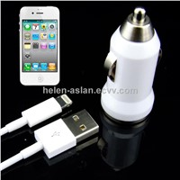 USB Car Charger For iPhone 5 (AK-023)
