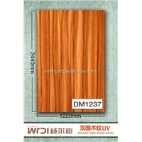 UV panel for kitchen cabinet