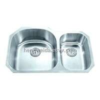 Undermount Stainless Steel Sink(8252A)