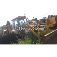 Used JCB 4CX Backhoe Loader