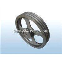 V groove belt Pully