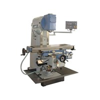 Vertical Knee type Milling Machine