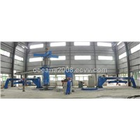Vertical Vibration casting pipe machine of XZ600-2000