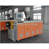 WPC/PVC/PP/PE/Plastic Extruder, WPC Extrusion Line, Plastic Extrusion Machine/Equipment