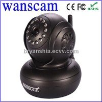 Wanscam(JW0018)-New CMOS Indoor Mini Wireless Cams Wifi IP Baby Camera
