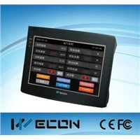 Wecon 10.2 inch human machine interface/hmi for automation