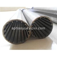 Welded Profile Wire Screen/stainless steel screen