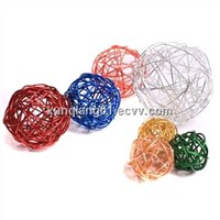 Wire Ball, Decorative Metal Ball, Christmas  decorate ball