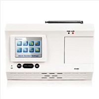 Wireless Home Alarm System with TFT display touch panel(KR-8200)