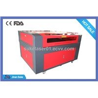 Wood Acrylic Leather Rubber Laser Engraving Cutting Machine