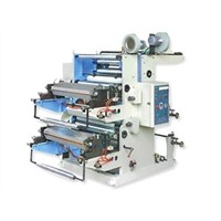 YT Series Two Colour Flexo Printing Machine