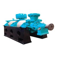 ZDJ High-Pressure Centrifugal Boiler Feed Pumps