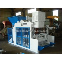 Zenith 913 QMY10-15 JMQ-10A Mobile Conrete Hollow Block Making Machine