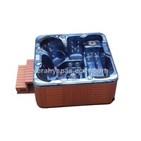 acrylic outdoor spa hot tub whirlpool HY-6502