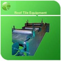 automatic roof tile making machine