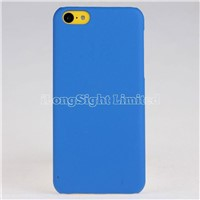 best price for Pure Color Oil Coated Plastic Hard Case For iPhone 5C