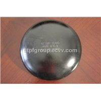 butt welded steel pipe caps, carbon steel pipe cap,stainless alloy steel