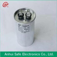 capacitor cbb65 of ac motor with high quality
