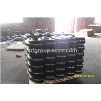 carbon steel pipe fittings, pipe elbow