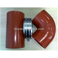 cast iron pipe fitting EN877