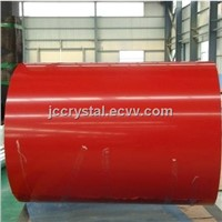 color coated steel coils/prepainted galvanized steel coils/ppgi