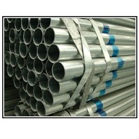 construction material hot dipped galvanized steel pipe