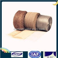 Copper Wire Liquid Gas Filter Mesh