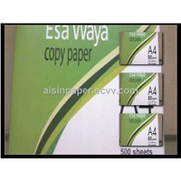 copy paper with a4 size 80gsm