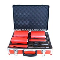 diamond dry drill core kits
