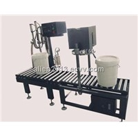 filling capping machine for liquid