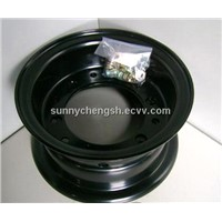 forklift  split wheel rim