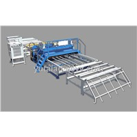 full automatic steel welding mesh machine
