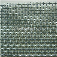 Galvanized Crimped Wire Mesh (Anping Factory)