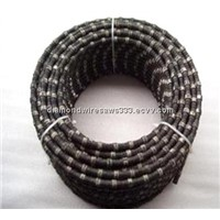 granite cutting wire saw diamond