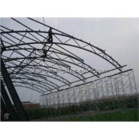 high-rise steel structure frame for stadium