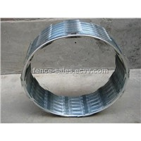 Hot-Dipped Galvanized Razor Barbed Wire (Anping Factory)