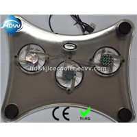 hot selling laptop cooler pad 584