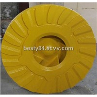 impeller for pumps