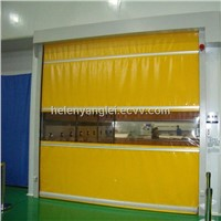 industry automatic pvc interior roll up door