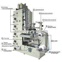 label (logo )  printing machine