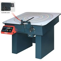 leather spiral cutting machine