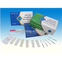 medical diagnostic test kits HCG Pregnancy test midstream