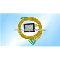 Optical Fiber Coupler Plastic Box (Module)