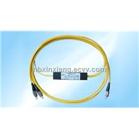 Optical Fiber Coupler Plastic Box(Module)