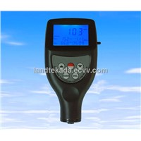 paint coating thickness gauge CM-8855FN in built probe