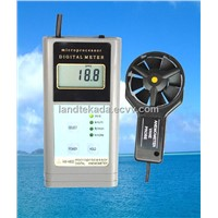 portable anemometer AM-4832