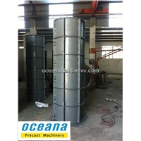 Precast Steel Mould for Concrete Pipes