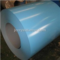 prepainted steel coils/color coated steel coils/PPGI/GI