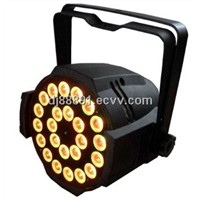 Red Green Blu White Color LED Stage Par Light with Dmx